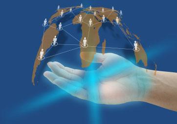 Immagine strategie di link building.