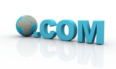 Immagine scelta del nome di dominio.